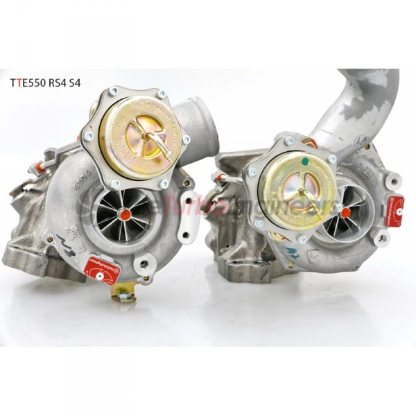 TTE550 RS4 UPGRADE TURBOCHARGERS