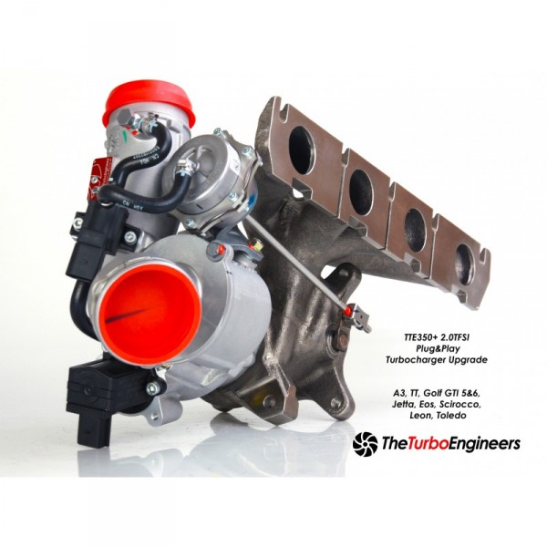 TTE350+ TFSI UPGRADE TURBOCHARGER