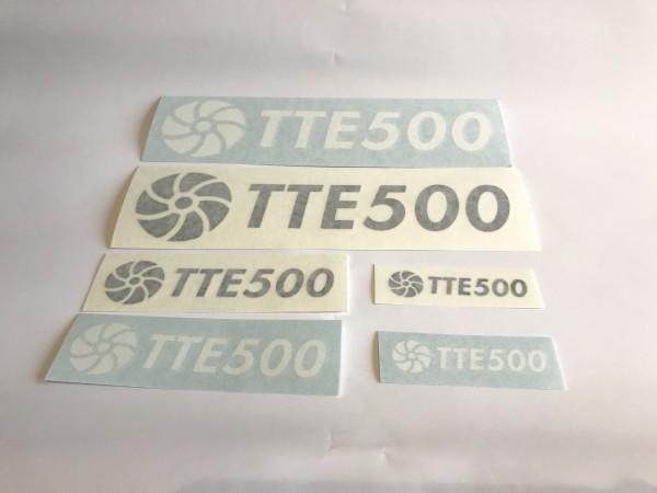 TTE500 Decal Sticker