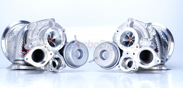 TTE7XX UPGRADE TURBOCHARGERS