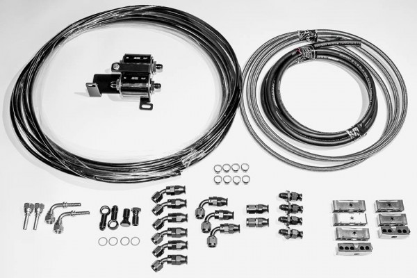 THE-S4 / Rs4 Fuel Line and Filter System
