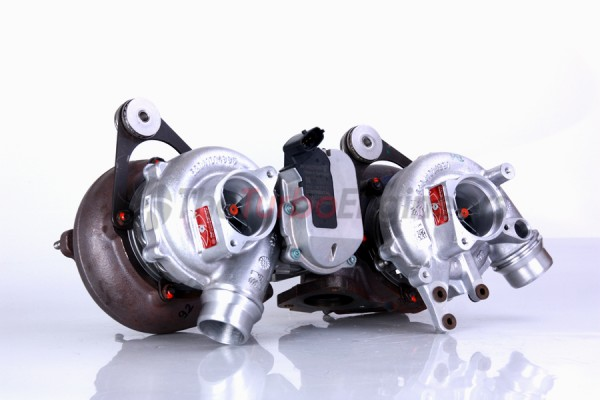 TTE720 VTG UPGRADE TURBOCHARGERS 991.1