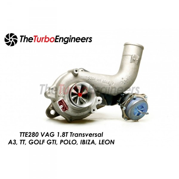 TTE280T UPGRADE TURBOCHARGER 1.8T VAG