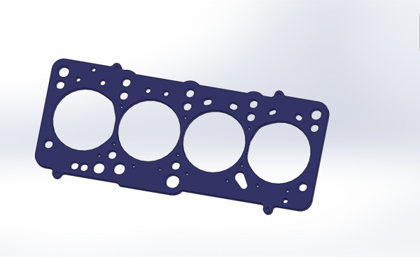 THE-RS6 C5 Head Gasket Set