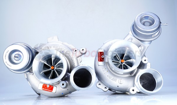 TTE900M+ UPGRADE TURBOCHARGERS