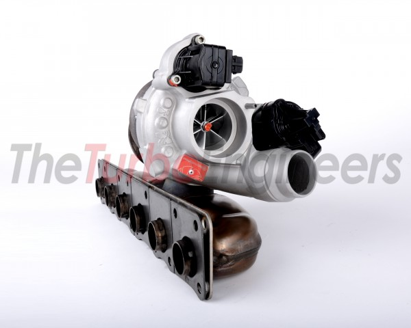 TTE460 UPGRADE TURBOCHARGER N55
