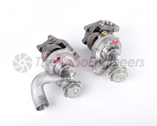 TTE880 UPGRADE TURBOCHARGERS