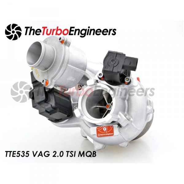 TTE535 UPGRADE TURBOCHARGER