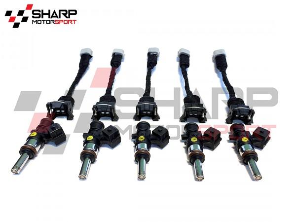 Sharp-Motorsport Upgrade AUDI 2.5 TFSI EVO EA855 MPI Injector Set